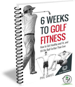 6 Weeks To Golf Fitness Cover