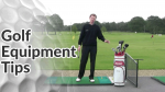 Golf Equipment Tips