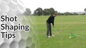 Advanced Golf Tips on Shot Shaping