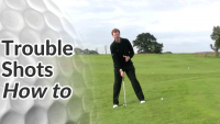 Advanced Golf Tips on Trouble Shots