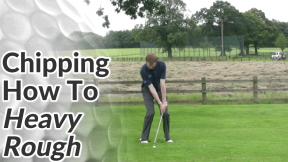 Video Preview of Chipping Tips for Chips in Heavy Rough