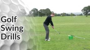 Golf Tips on Golf Swing Drills