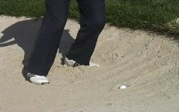 Playing Bunker Shots From A Plugged Lie Free Online Golf Tips