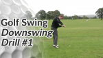 Video Preview of a Golf Drill for the Downswing - 1