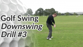 Video Preview of a Golf Drill for the Downswing - 3