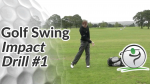 Video Preview of a Golf Drill for the Impact - 1