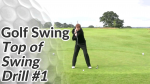 Video Preview of a Golf Drill for the Top of the Swing - 1