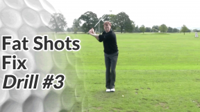 Video Preview of Golf Fat Shot Drill #3
