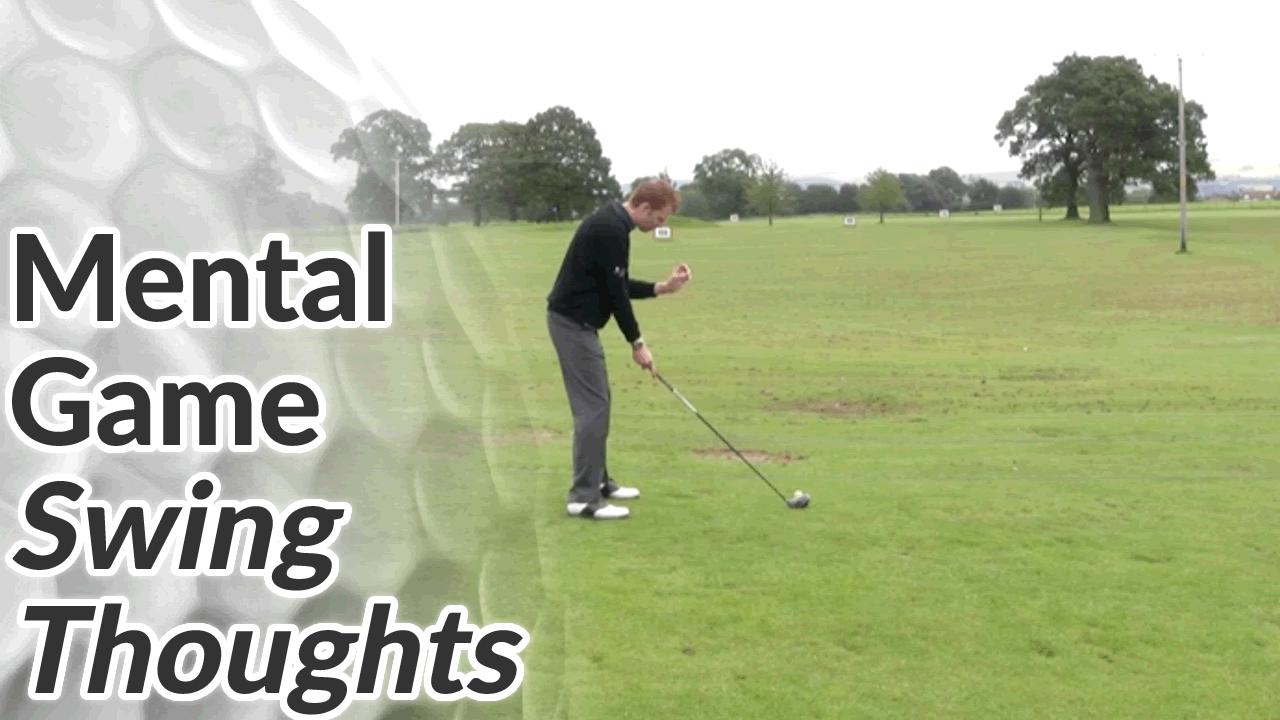 The Golf Pre-Shot Routine