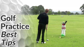Video Preview of Golf Practice Tips