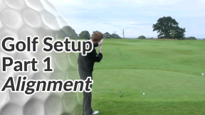 Video Preview of the Alignment in a Golf Setup