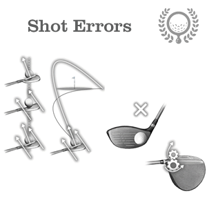 Golf Shot Errors