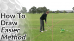 Video Preview of Golf Tips on How to Hit a Draw - Easier Method