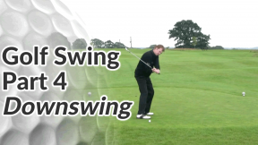 Video Preview of the Downswing Sequence of a Golf Swing