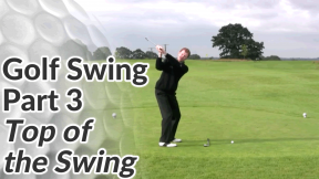 Video Preview of the Top of the Swing Sequence of a Golf Swing