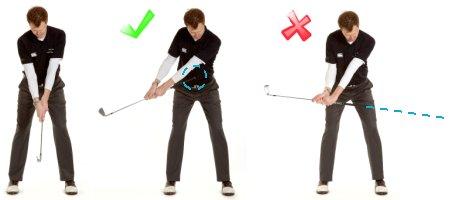 Golf Takeaway Drill 1 Free Online Golf Tips