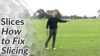 Golf Tips on Slices - How to Fix Slicing