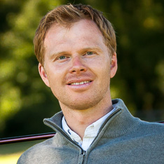 Pete Styles PGA Pro
