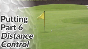 Video Preview of Putting Tips on Distance Control
