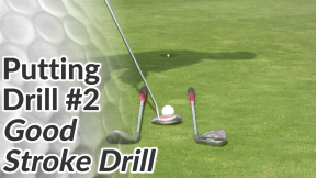 Video Preview of Putting Drill to Improve Putting Stroke