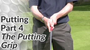 Video Preview of Putting Grip - How to Grip a Putter
