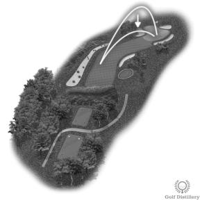 Low Shot Ball Flight in Golf