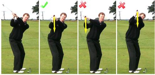 Top Of Golf Swing Drill Video Summary