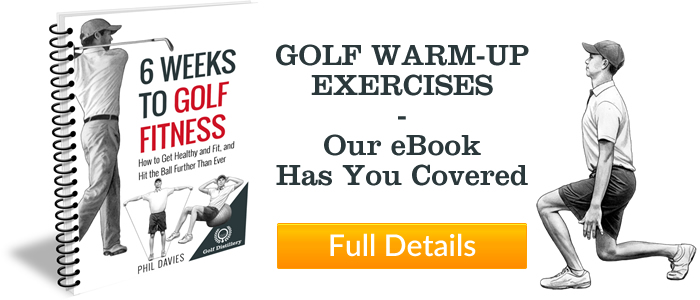 Golf Warm-Up Exercises