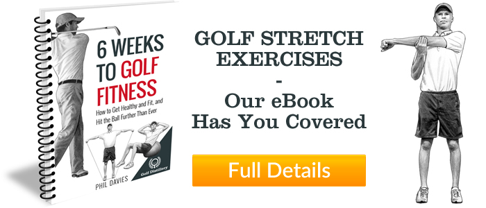 Golf Stretch Exercises