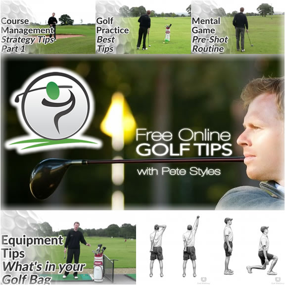 Additional Golf Tips