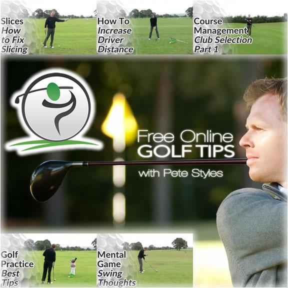 Golf Instructional Videos