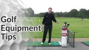 Golf Equipment Tips