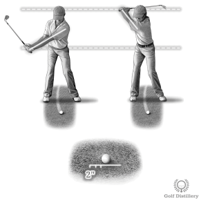 Bunker shot tips for distance control