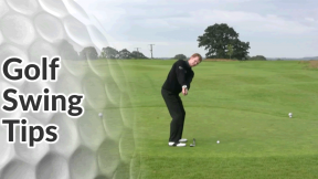 Golf Tips on the Golf Swing