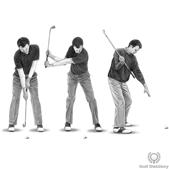 Golf Backswing Drill
