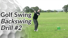 Video Preview of a Golf Drill for the Backswing - 2