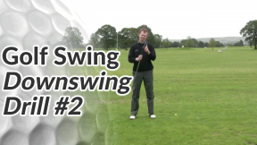 Video Preview of a Golf Drill for the Downswing - 2