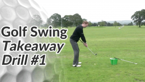 Video Preview of a Golf Drill for the Takeaway - 1