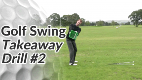 Video Preview of a Golf Drill for the Takeaway - 2