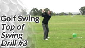 Video Preview of a Golf Drill for the Top of the Swing - 3