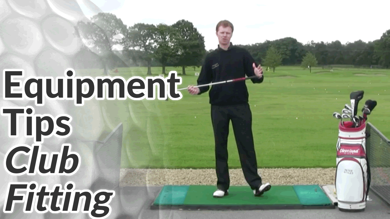Video Preview of Golf Equipment Tips on Club Fitting