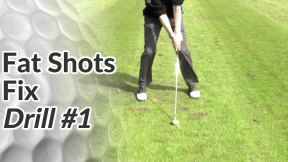 Video Preview of Golf Fat Shot Drill #1