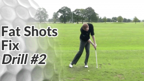 Video Preview of Golf Fat Shot Drill #2