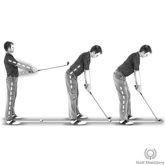 Proper Golf Posture