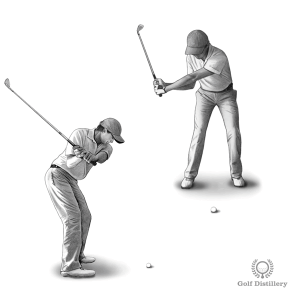 Golf Downswing