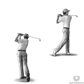 Golf Follow Through