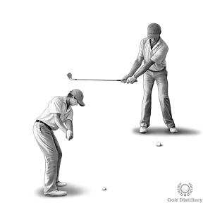 Golf Takeaway