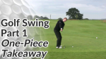Video Preview of the Takeaway Sequence of a Golf Swing