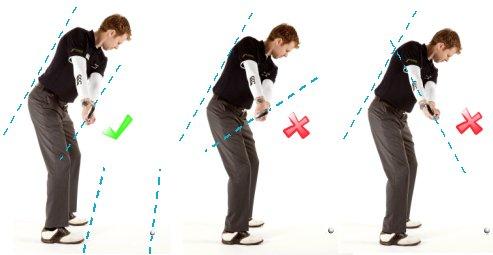 Golf Swing Takeaway | Free Online Golf Tips