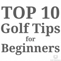 Free golf instructions for beginners.